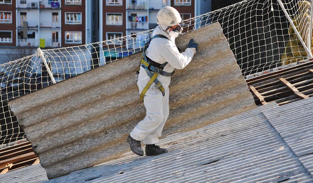 Asbestitööd
